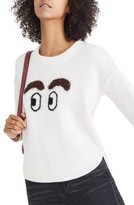 Madewell Women's High Brow Pullover Sweater