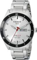 Tissot Men's T0444302103100 PRS 516 Day-Date Calendar Watch
