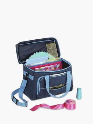 Prym Sewing Machine Bag, Blue Denim