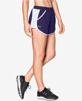 Under Armour Fly-By Colorblocked Shorts