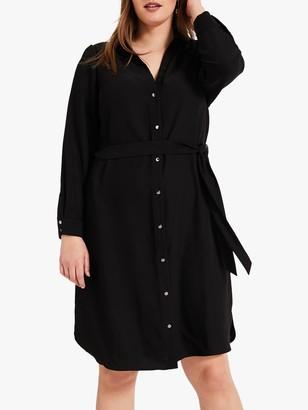 Studio 8 Antonia Shirt Dress, Black