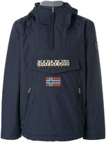 Napapijri hooded windbreaker