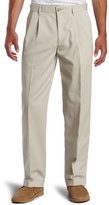 Dockers Big-Tall Stain Defender Pleated Cuffed Pant