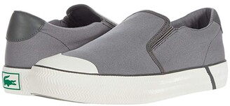 Lacoste Gripshot Slip-On 2202 CMA (Off-White/Off-White) Men's Shoes