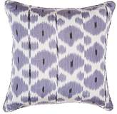 Madeline Weinrib Daphne Ikat Silk-Cotton Pillow
