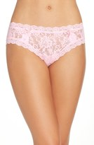 Hanky Panky Women's 'Signature Lace' Cheeky Hipster Briefs