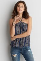 American Eagle Outfitters AE Floral Easy Halter Tank