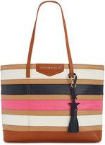 Tommy Hilfiger Th Extra-Large Tassel Tote