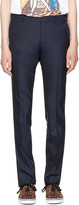 Paul Smith Navy Slim Trousers