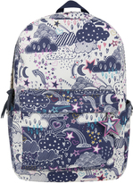 Accessorize Cloudy Days Printed Backpack