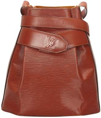 Louis Vuitton \N Brown Leather Bags