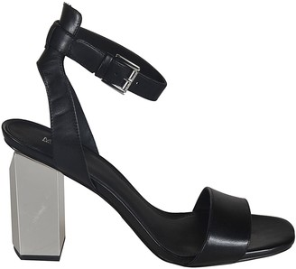 Michael Kors Ankle-strap Block Heel Sandals