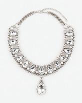 Le Château Gem Collarbone Necklace