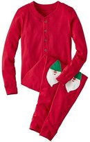 Kids Union Suit Pajamas in Organic Cotton
