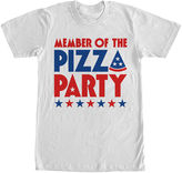 NOVELTY PROMOTIONAL Pizza Party Short-Sleeve Tee