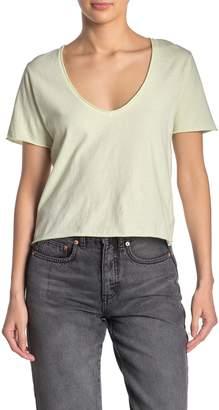 Free People Ana's V-Neck T-shirt