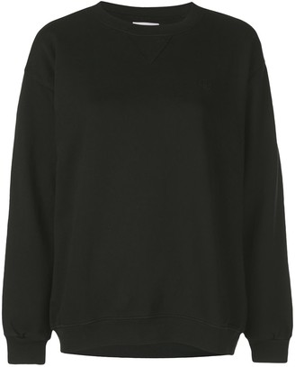 Anine Bing Vintage Style Sweatshirt