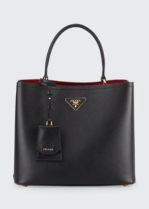 Prada Large Double Bucket Bag