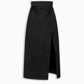 Miu Miu Silk pencil skirt