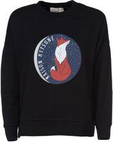 Kitsune Maison Fox Sweatshirt