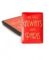 Lulu & Georgia We Will Always Have Paris Tray