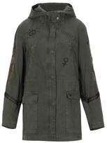 Desigual Womens Abrig/_Michelle Coat