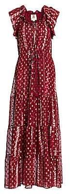 Figue Women's Global Caravan Gianna Maxi Dress