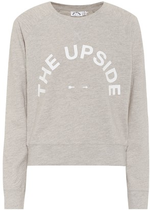The Upside Bronte cotton sweatshirt