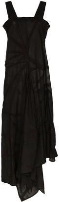 By Walid Manal asymmetric dress