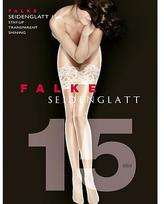 Falke Seidenglatt Shine Thigh Highs