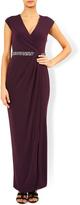 Monsoon Adrianna Emb Maxi Dress