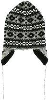 Marc Jacobs fair isle knit beanie