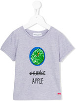 Rykiel Enfant - apple T-shirt - kids - Cotton - 8 yrs