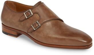 Magnanni Ezra Double Monk Strap Shoe