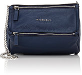 Givenchy Women's Pandora Mini Chain Crossbody Bag-NAVY