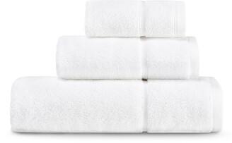 Vera Wang Modern Lux Bath Towel, Hand Towel & Washcloth Set