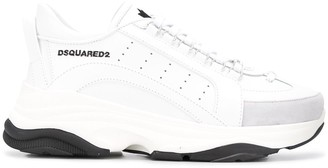 DSQUARED2 Chunky Low-Top Trainers