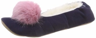 Joules Women's SLIPPOM Open Back Slippers
