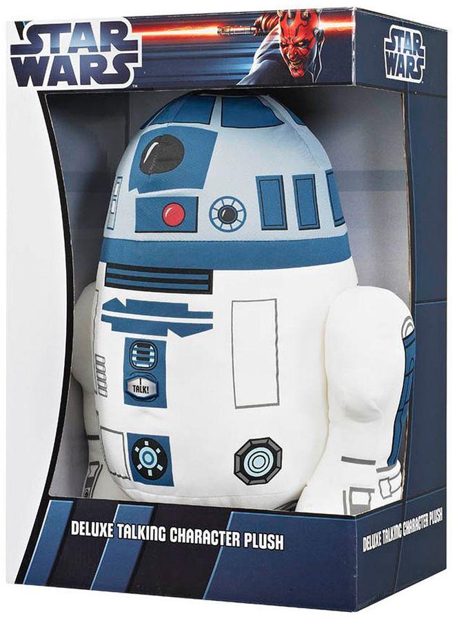 Star Wars talking plush r2d2