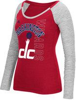adidas Women's Washington Wizards Liquid Dots T-Shirt