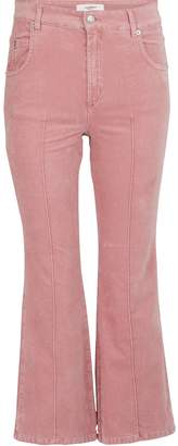 Etoile Isabel Marant Anyree cotton pants