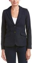 Joules Wool-blend Jacket.