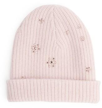 William Sharp Ribbed Beanie Hat