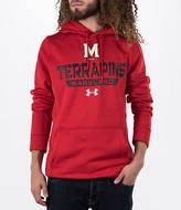 Under Armour Men's Maryland Terrapins College Poly Fleece Hoodie