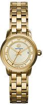 Tory Burch Stainless Steel TRB1009 Five Link Bracelet Watch
