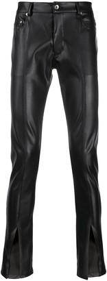 Rick Owens Front Slit Trousers