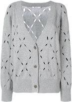 Alexander Wang knit cardigan - women - Cotton/Modal - M