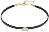 Lacey Ryan Black Stone Choker Necklace