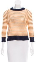 A.L.C. Wool Striped Sweater