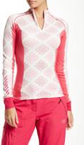 Helly Hansen Warm Freeze Wool Blend Half Zip Shirt